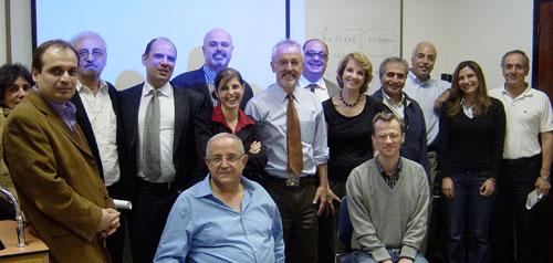 The Lebanon BLOSSOMS team.