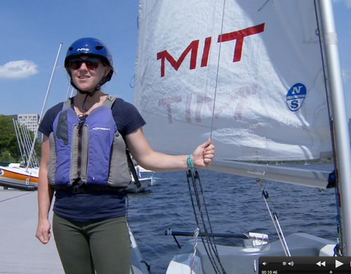 An Introduction to the Physics of Sailing | MIT BLOSSOMS